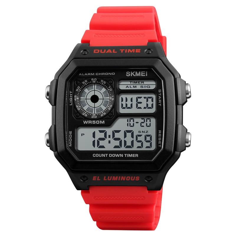 Часы Skmei 1299 Red
