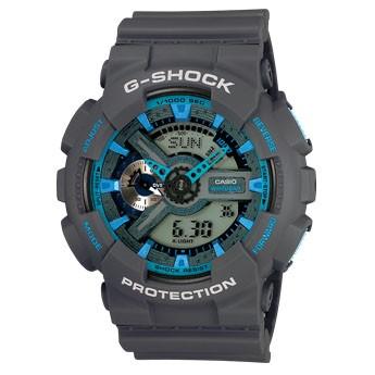 Casio G-Shock GA-110TS-8A2ER серые