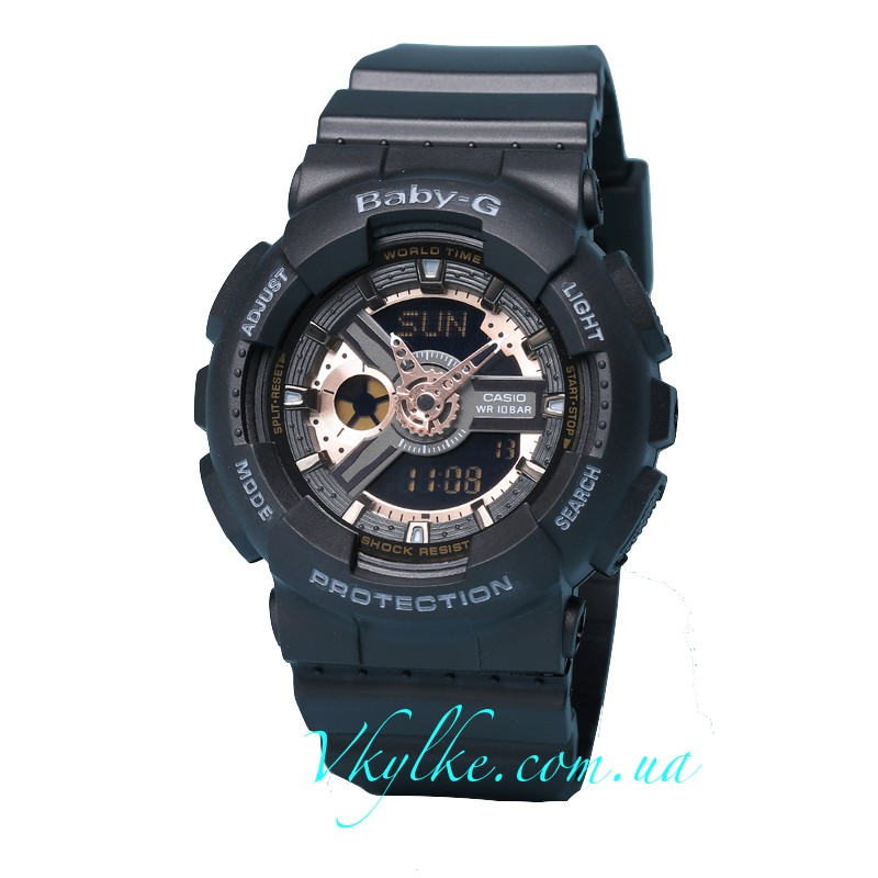 Часы CASIO BABY-G BA-110 Copper AAA