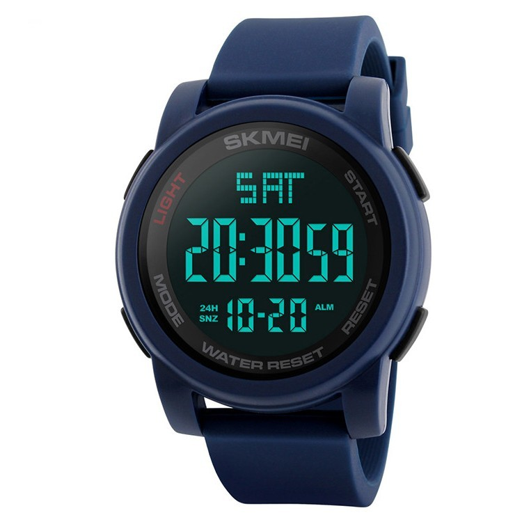 спортивные часы Skmei 1257 Blue