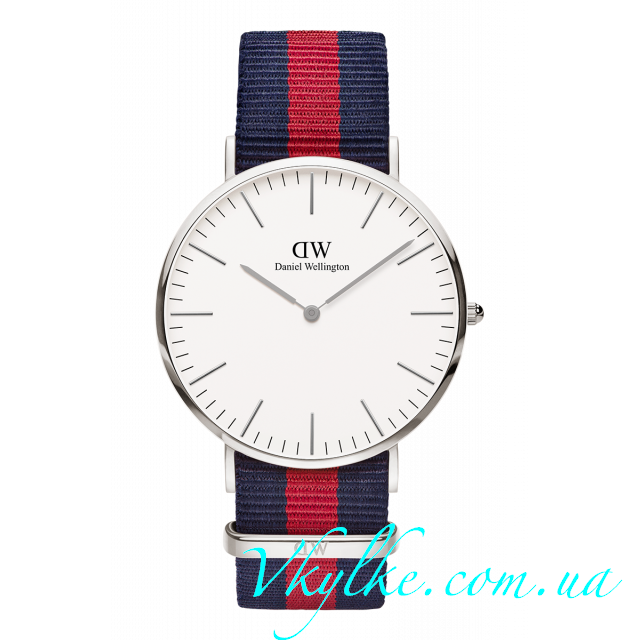 Daniel Wellington Classic OXFORD серебро