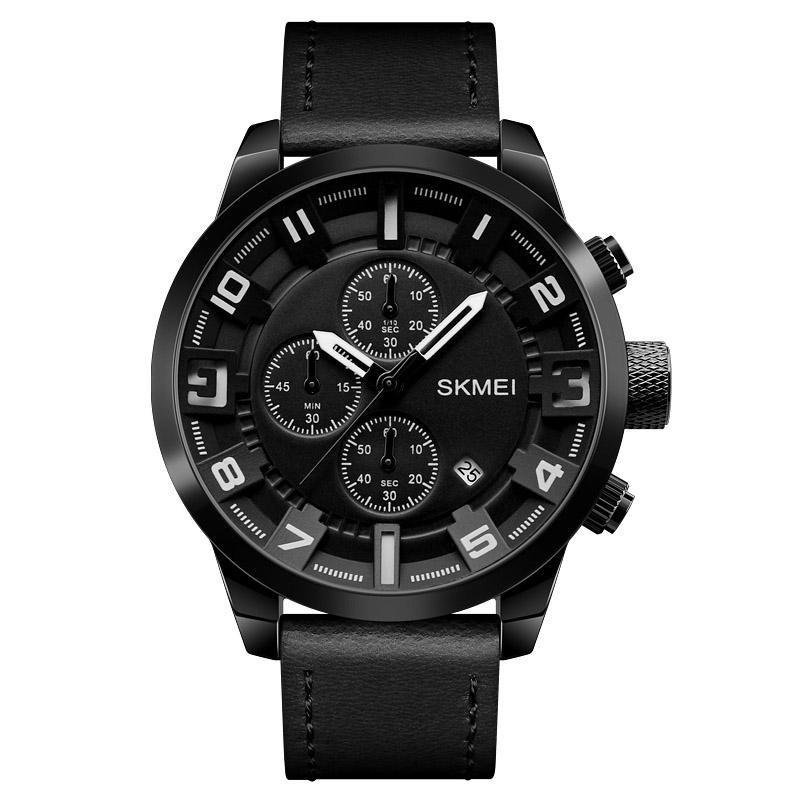 Часы Skmei 1309 black