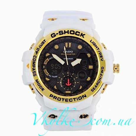 Casio G-Shock GN-1000 белые