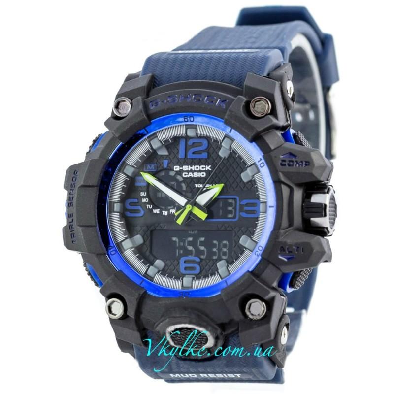 Часы Casio G-Shock GWG-1000 тёмно-синие