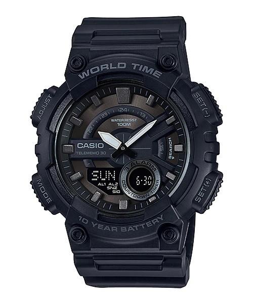 Часы Casio AEQ-110W-1BV