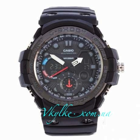 Casio G-Shock GN-1000	черные