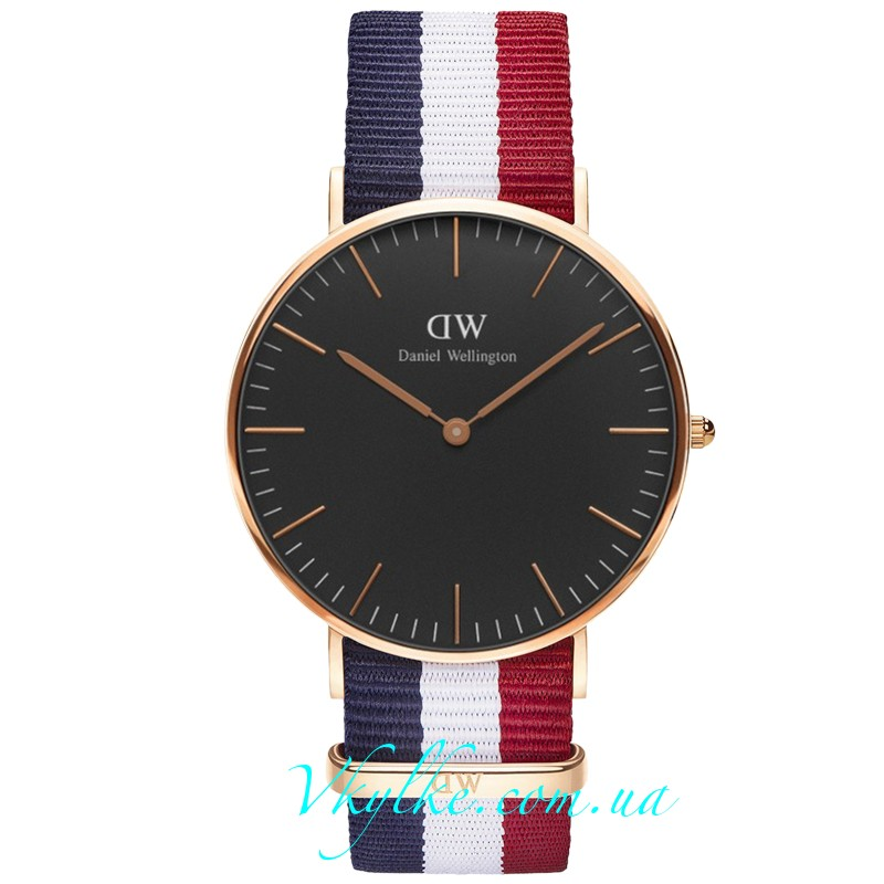 Часы DANIEL WELLINGTON BLACK CAMBRIDGE