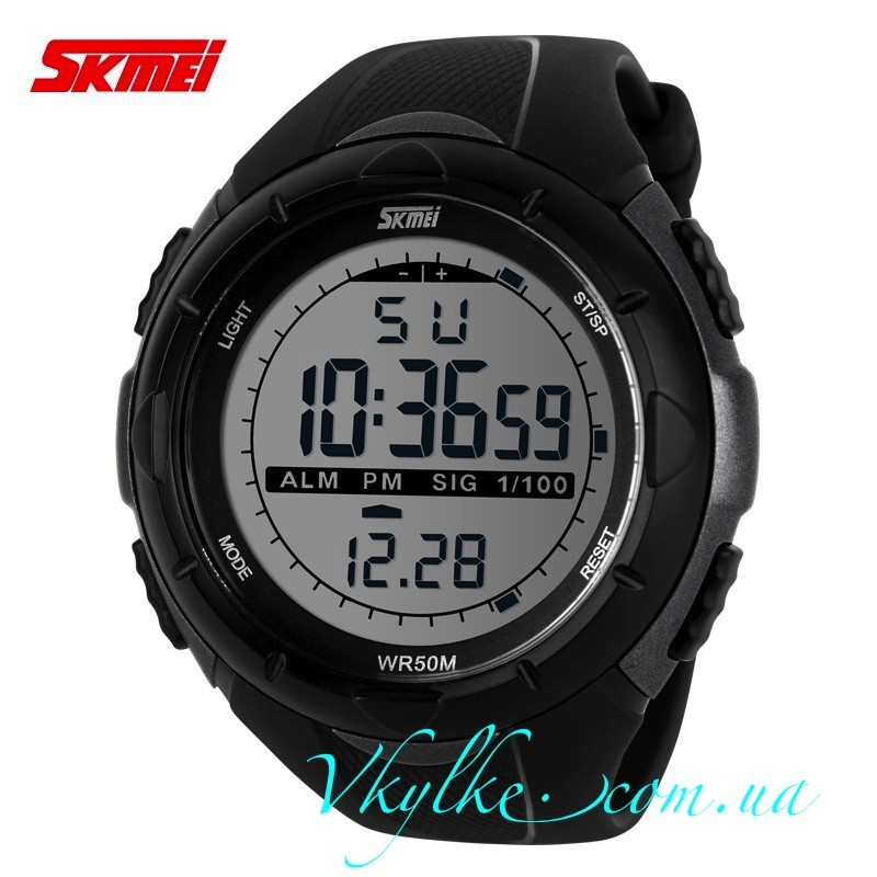 Skmei Military Dive (1025) серого цвета