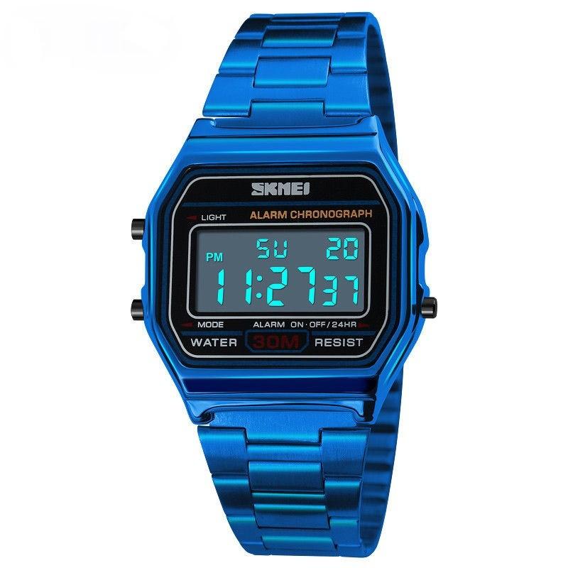 Часы Skmei 1123 blue