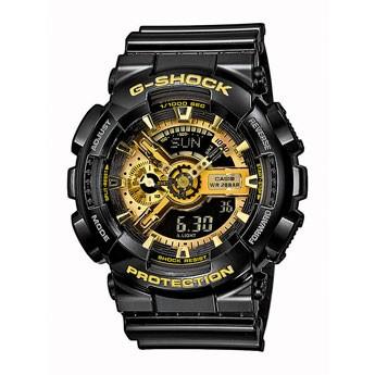 Casio G-Shock GA-110GB-1AER черные с золотом
