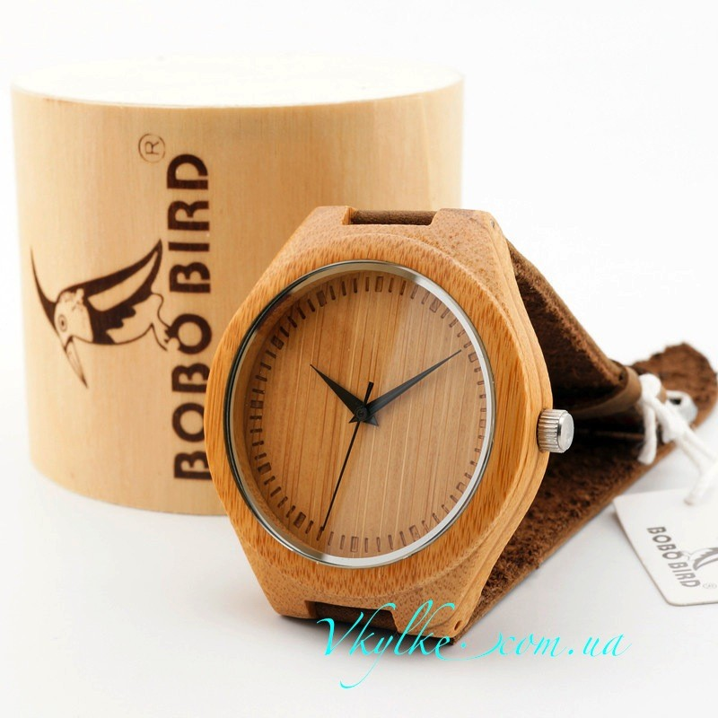 Bobo Bird Plain Watch