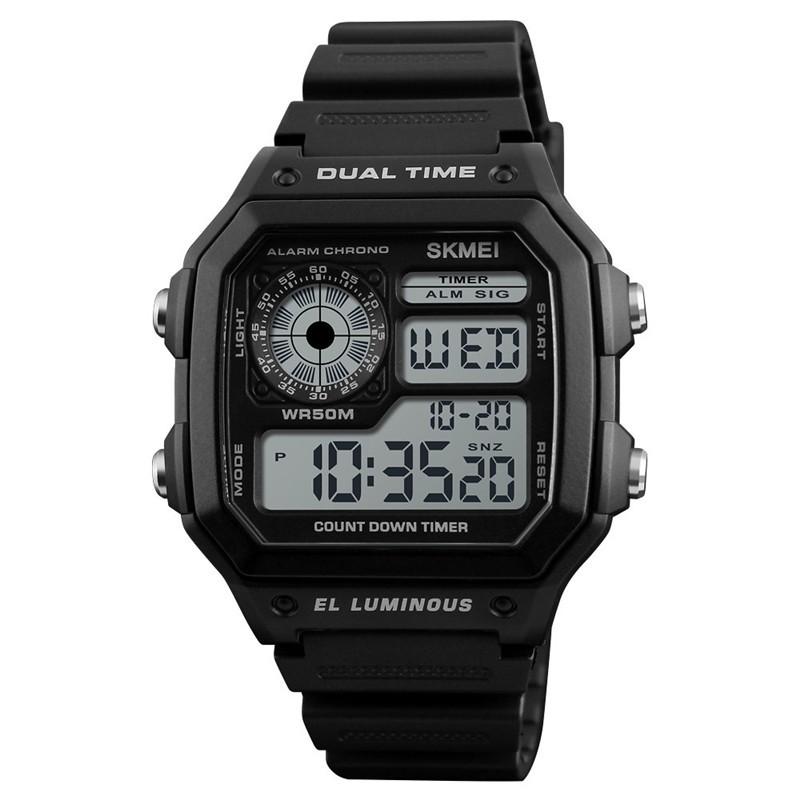 Часы Skmei 1299 Black