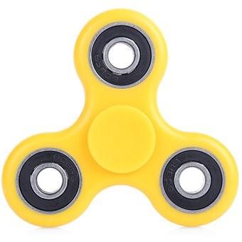 Спиннер желтый