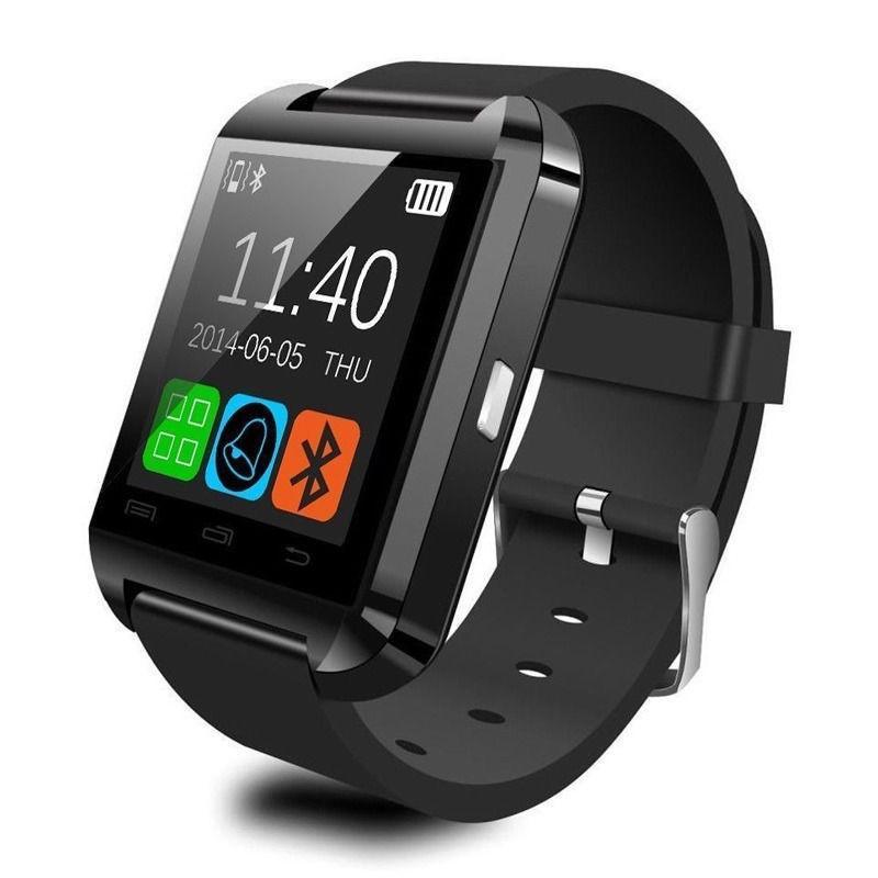 Smart Watch U8 черный