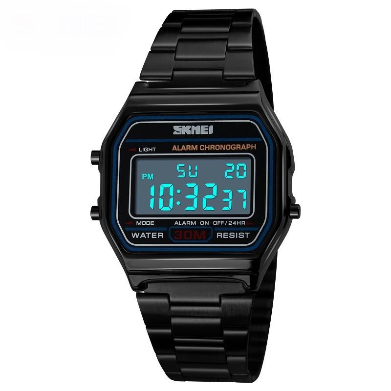 Часы Skmei 1123 black