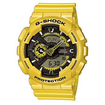 Casio G-Shock GA-110NM-9AER желтые