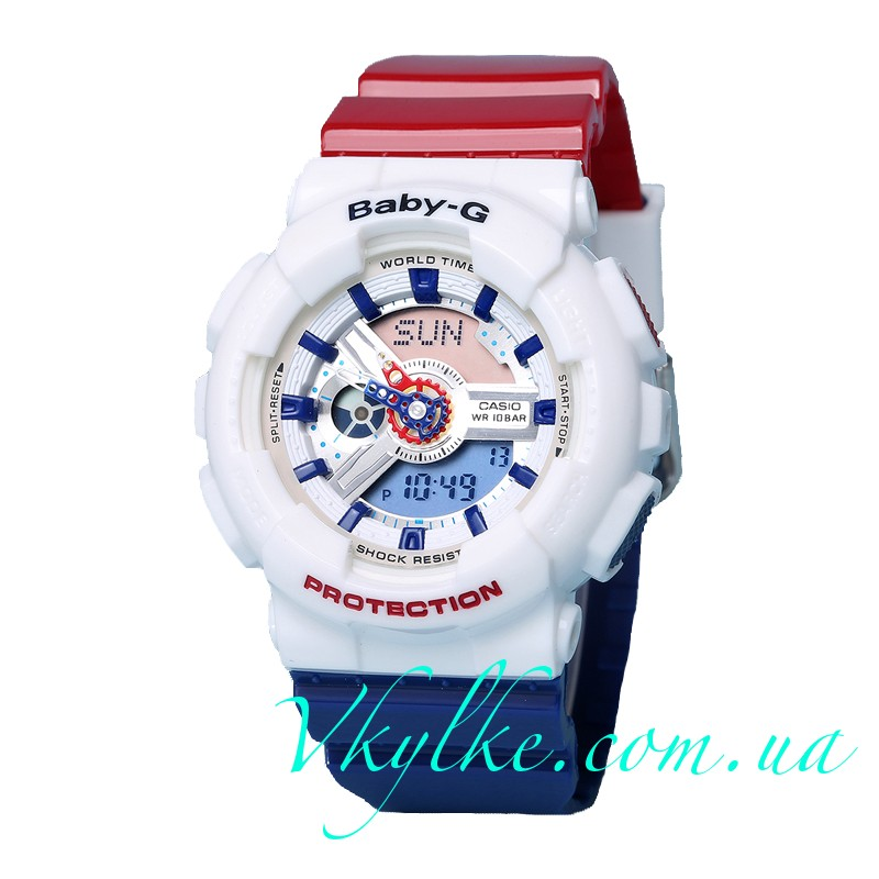 Часы Casio Baby G BA-110 Marine AAA
