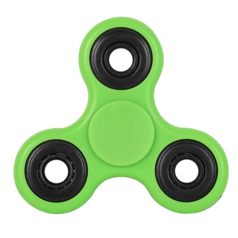 Спиннер зеленый