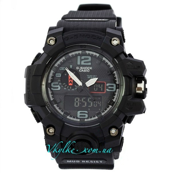 Часы G Shock GWG-A1000 MUDMASTER черные
