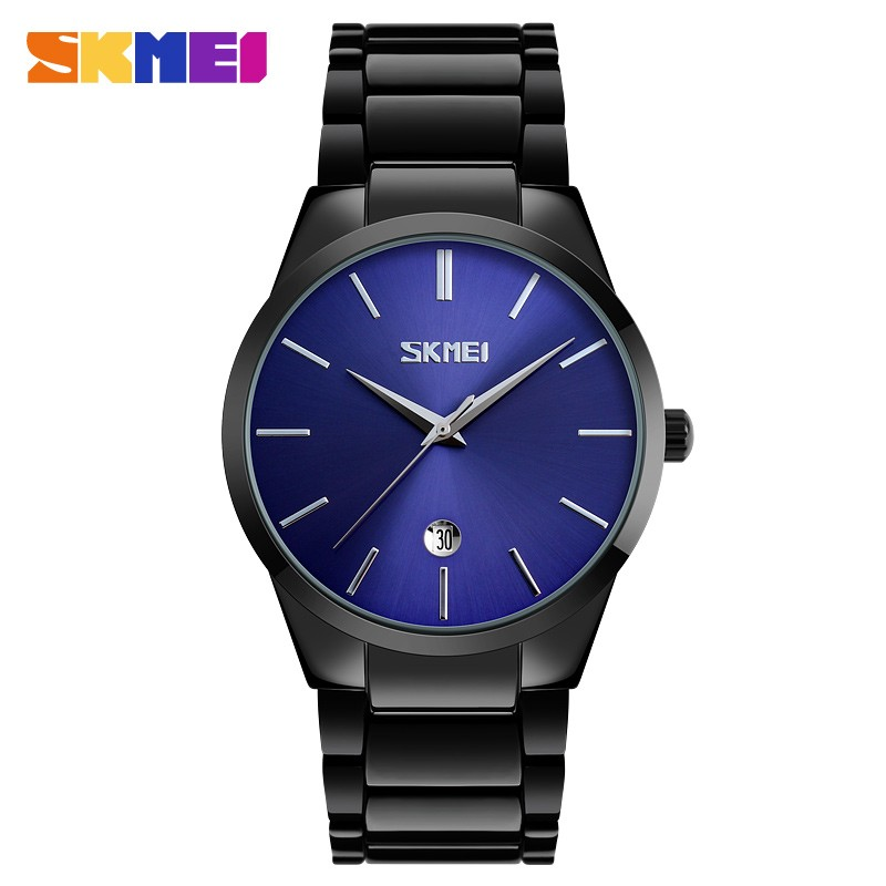 Skmei 9140 black blue