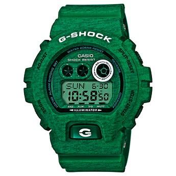 Casio GD-X6900HT-3ER зеленые