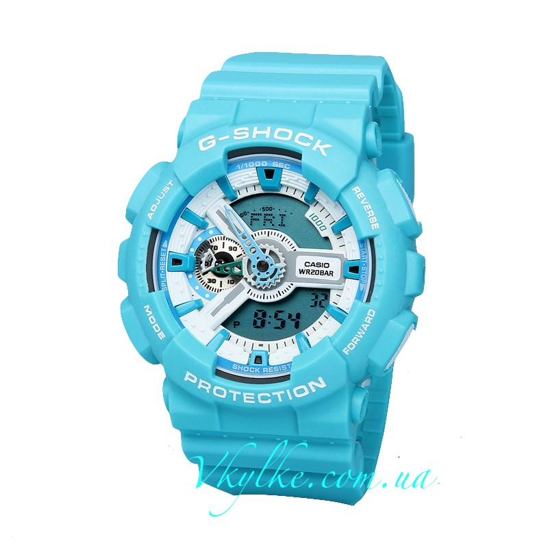 ЧАСЫ CASIO G-SHOCK GA-110 MINT AAA