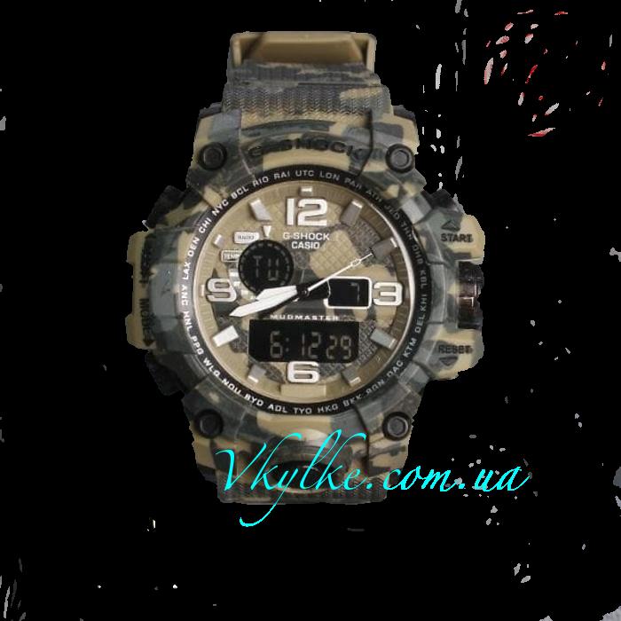 Casio G-Shock GWG-1000 хаки
