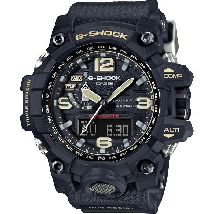 Casio G-Shock GWG-1000 black MUDMASTER AAA