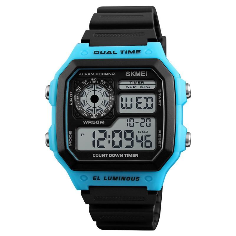 Часы Skmei 1299 Sky blue