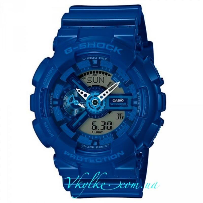Casio G-Shock  GA-110BC-2AER синие