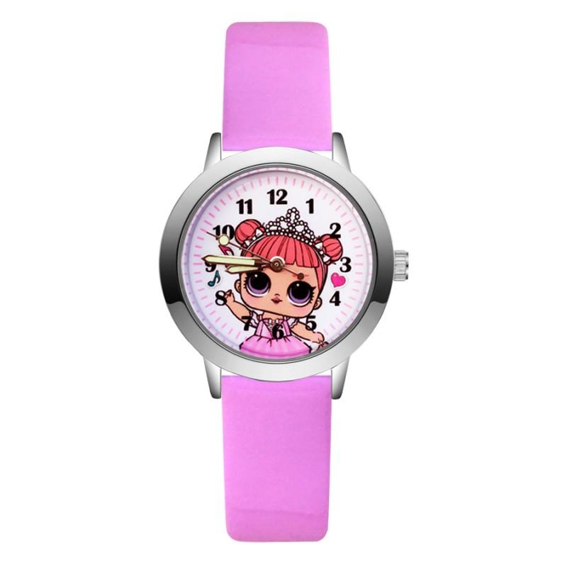 Детские часы lol surprise розовые