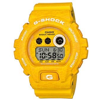 Casio GD-X6900HT-9ER желтые