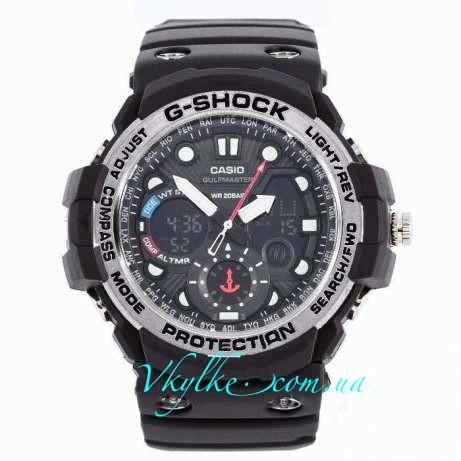 Casio G-Shock GN-1000черный с серым
