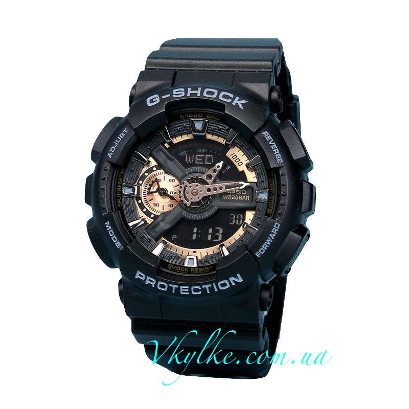 ЧАСЫ CASIO G-SHOCK GA-110 Copper AAA