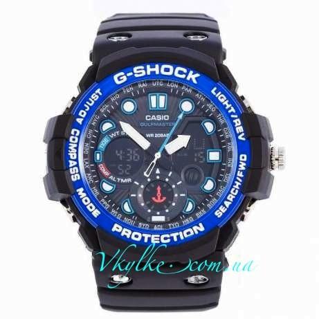 Casio G-Shock GN-1000черные с синим