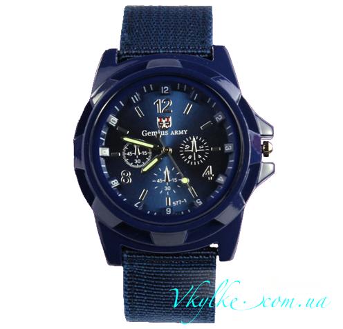 Мужские часы Gemius ARMY синего цвета