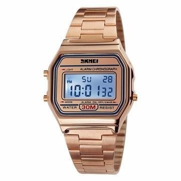 Часы Skmei 1123 rose gold