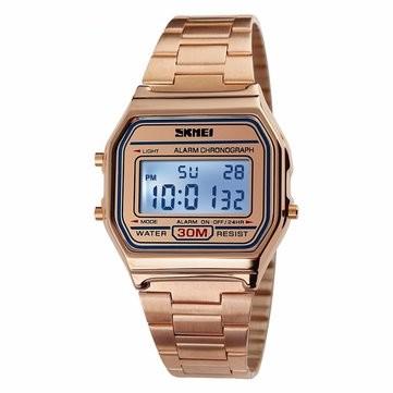 Часы Skmei 1123 rose gold