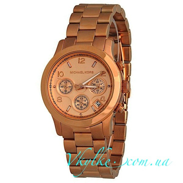 Часы Michael Kors цвет розовое золото
