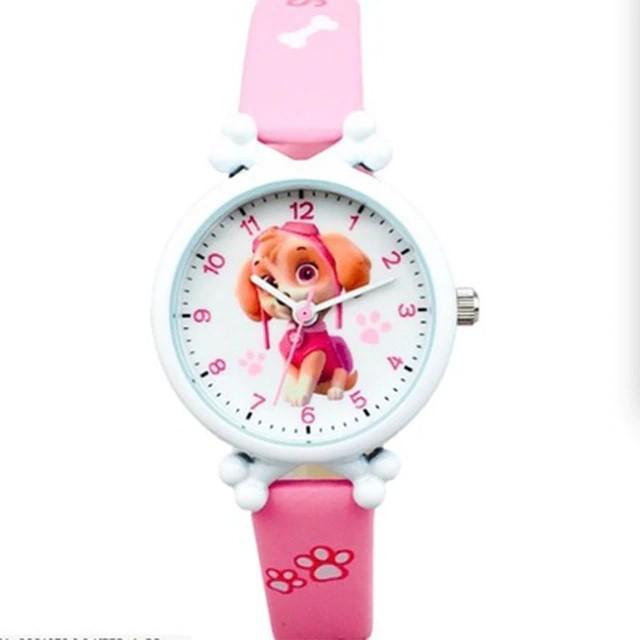 Детские часы Скай розовые PAW patrol Skye