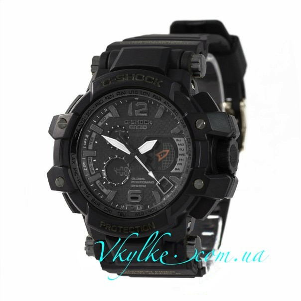 Casio G-Shock GPW-1000 черные