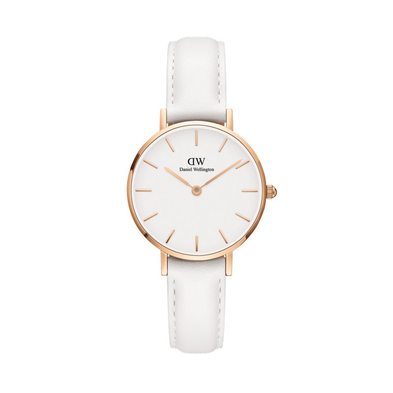 Женские часы DANIEL WELLINGTON BONDI white display