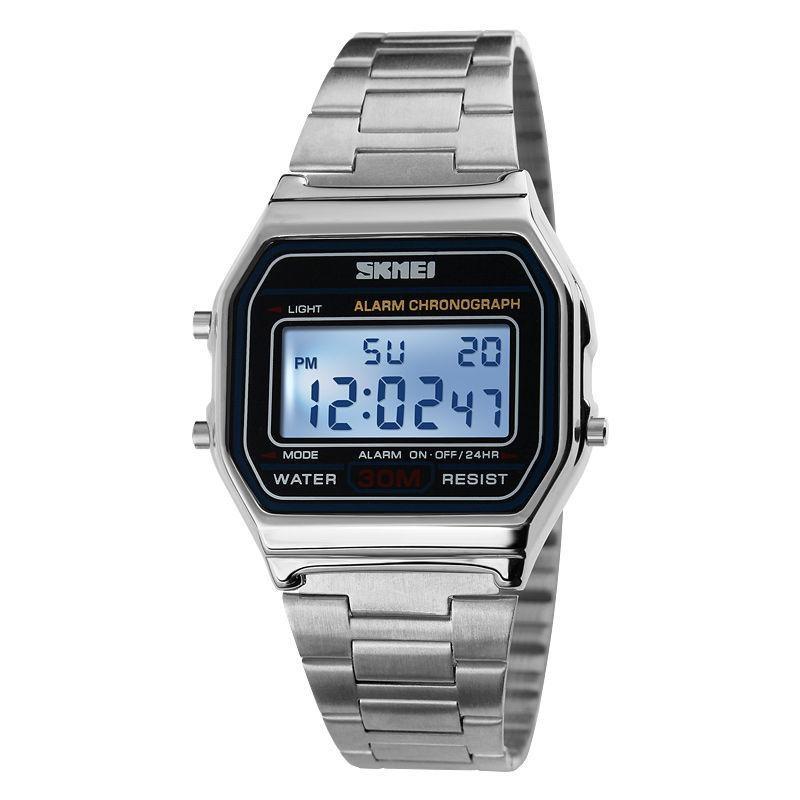 Часы Skmei 1123 silver