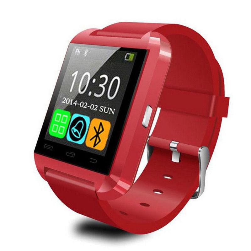 Smart Watch U8 красный
