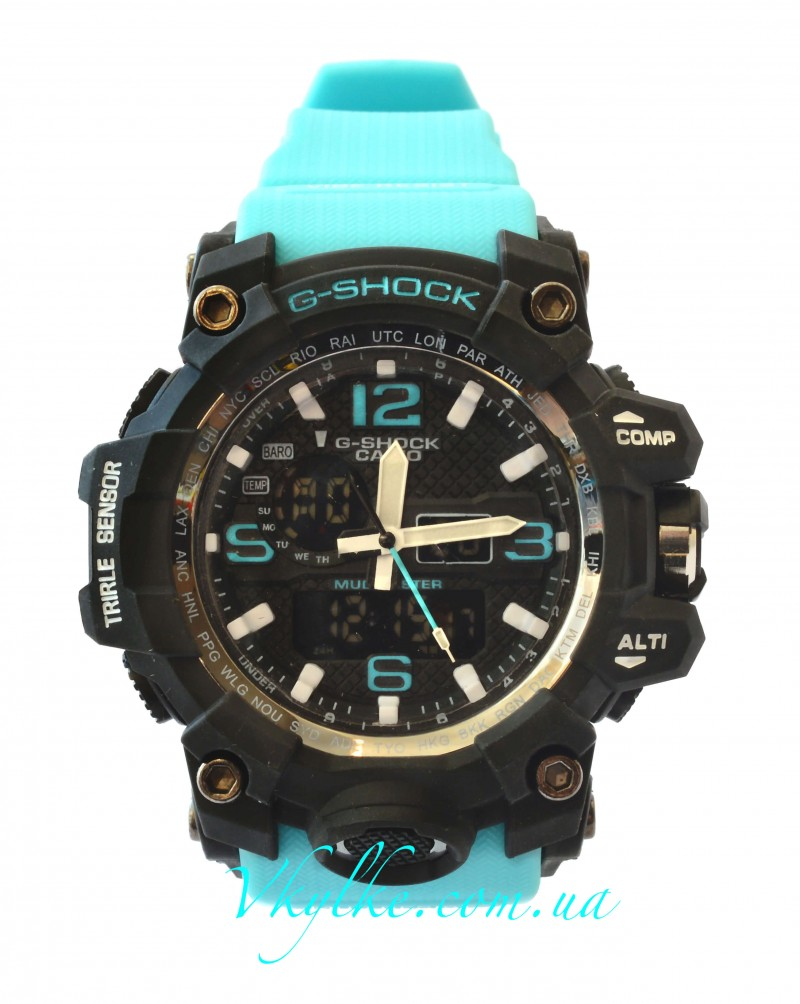 Часы Casio G-Shock GWG-1000  мятные
