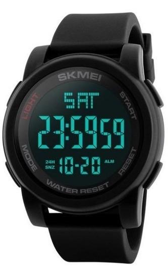 спортивные часы Skmei 1257 Black