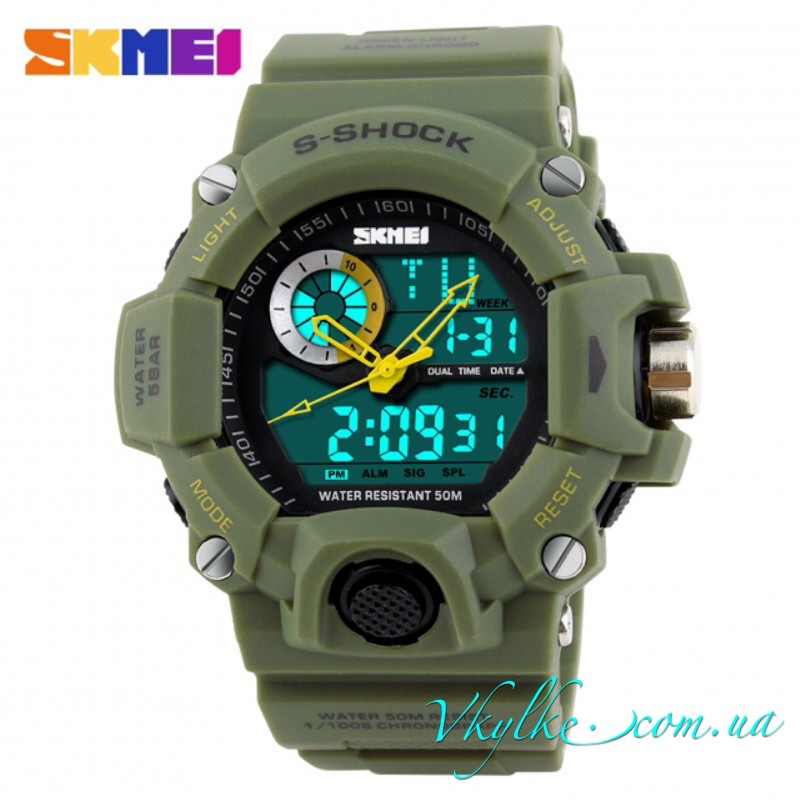 Skmei Military S-Shock (1053)