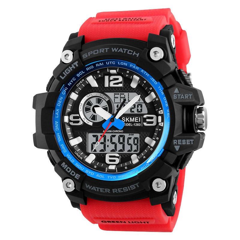 Часы Skmei 1283 red