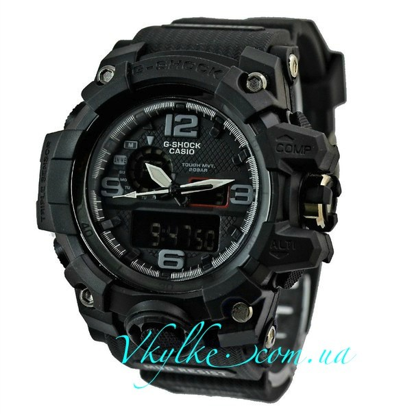 Часы Casio G-Shock GWG-1000  черные
