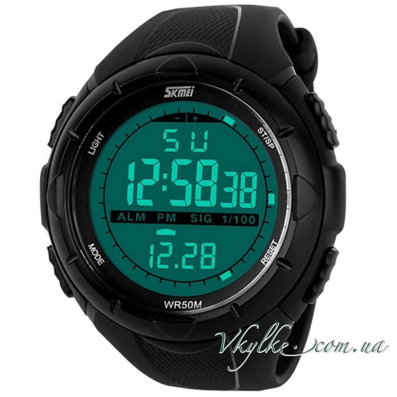 Skmei Military Dive (1025) черного цвета